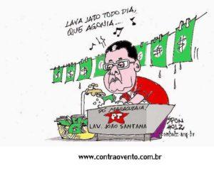 Resultado de imagem para JOÃO SANTANA VAI CONFIRMAR DENÚNCIAS DE DELATOR
